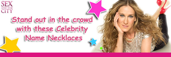 Check Out Our Celebrity Name Necklaces
